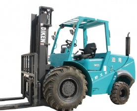 3.5T All Terrain Forklift